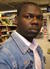 Single African man in Derby, , United Kingdom