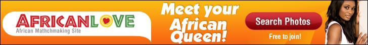 Meet your African Queen!